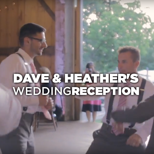 Dave and Heather's Wedding Reception HD - Compilation