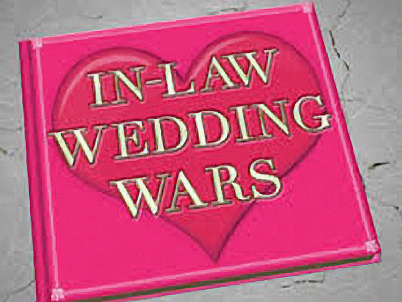 In Law Wedding Wars: Raluca and Matthew